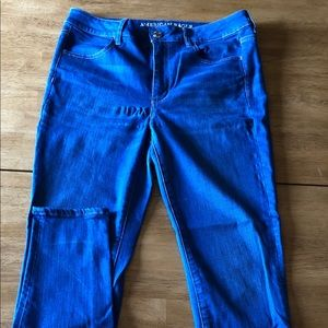 American Eagle High Rise Jegging - Size 12